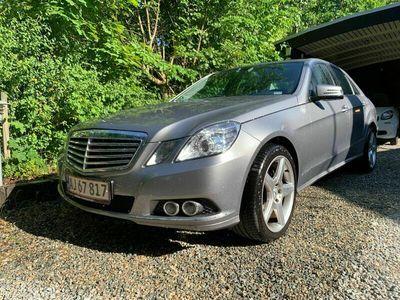 brugt Mercedes E250 2.2 204 HK Avantgarde