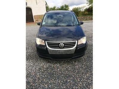 brugt VW Touran 2.0 TDI DSG