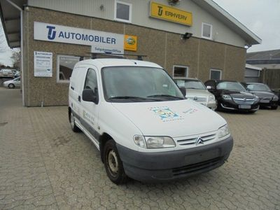 brugt Citroën Berlingo 1,9 D Cityvan