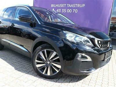 brugt Peugeot 3008 1,5 BlueHDi Allure 130HK 5d 6g