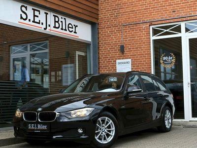 brugt BMW 318 d 2,0 Touring 143HK aut 5d