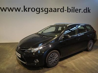 brugt Toyota Auris 1,6 Valvematic T2+ 132HK Stc 6g