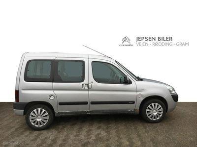 used Citroën Berlingo 1,6 i 16V Multispace 110HK