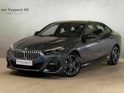 brugt BMW 220 d 2,0 Gran Coupé M-Sport aut.