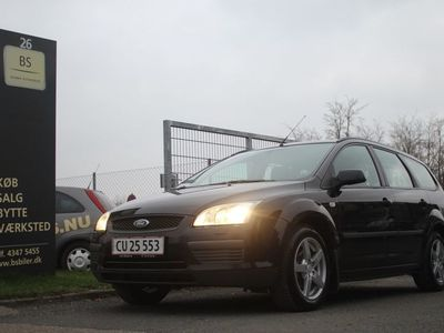 brugt Ford Focus 1,6 Trend stc.
