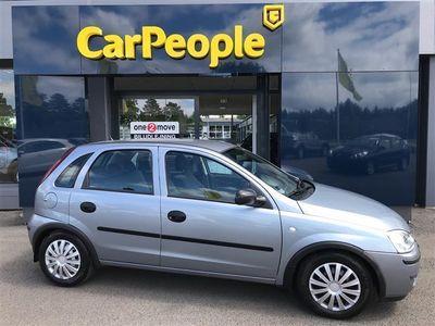 brugt Opel Corsa 1,2 16V Essentia 75HK 5d