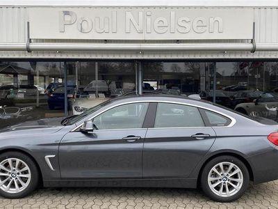 brugt BMW 420 Gran Coupé d 2,0 D Executive Steptronic 190HK 5d 8g Aut.