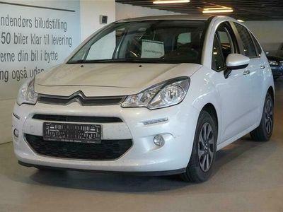 brugt Citroën C3 1,6 Blue HDi Seduction Sensodrive 100HK 5d