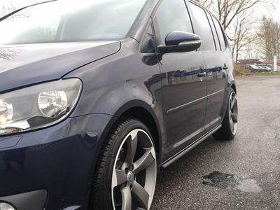 brugt VW Touran TDI 2,0