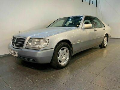 brugt Mercedes 400 4,0 aut.