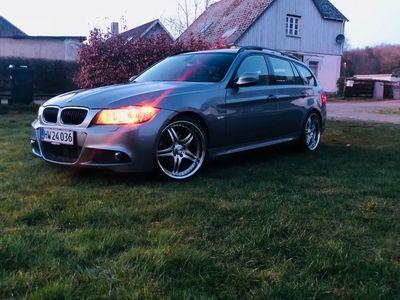 brugt BMW 320 2.0 177 HK M Sport