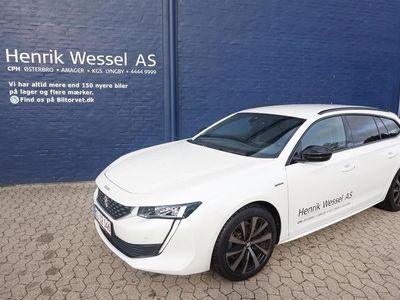brugt Peugeot 508 2,0 BlueHDi GT Line EAT8 start/stop 163HK Stc 8g Aut. A