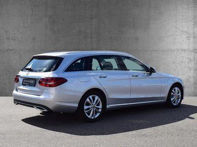 brugt Mercedes C300 d T 2,0 CDI 9G-Tronic 245HK Stc 9g Aut.