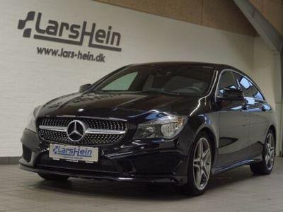 brugt Mercedes CLA200 d AMG Line SB