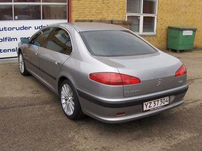 brugt Peugeot 607 2,2