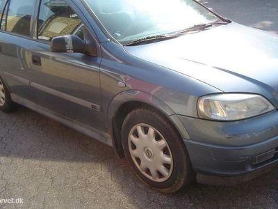 brugt Opel Astra 6 i SE GL 100HK