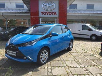 used Toyota Aygo 1,0 VVT-I X-Cellence 69HK 5d