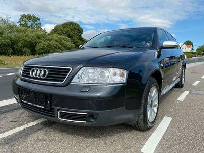 brugt Audi A6 2,4 V6 Avant quattro