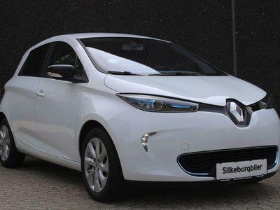 brugt Renault Zoe Intens