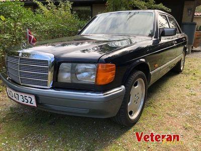 brugt Mercedes 260 SE, W126