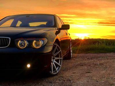 brugt BMW 745 4.4 333 HK