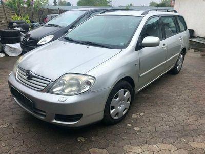 brugt Toyota Corolla 1,4 D-4D Sol stc.