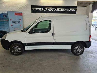 brugt Citroën Berlingo Cityvan 1,4 i 75HK Van