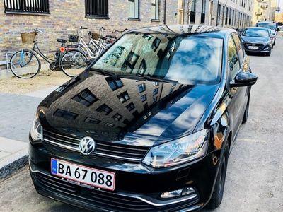 used VW Polo 1,2 TSI BMT Comfortline DSG 90HK 5d 7g Aut.