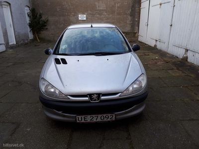 used Peugeot 206 1,4 XR 75HK 3d