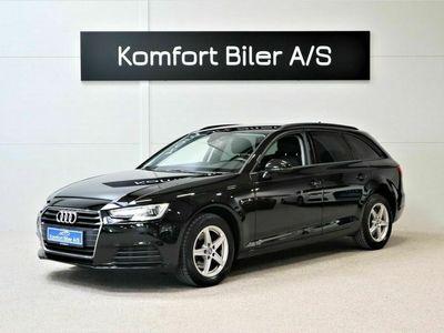 brugt Audi A4 TDi 150 Avant S-tr. 2,0