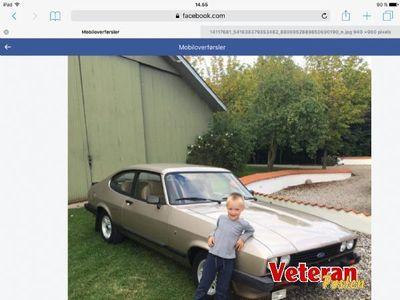 brugt Ford Capri 2.3 ghia