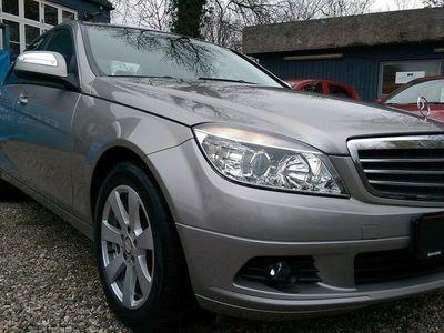 brugt Mercedes C200 2,2 CDi Classic stc. aut.