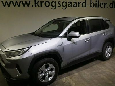 brugt Toyota RAV4 2,5 B/EL H3 Comfort 218HK 5d 6g Aut.