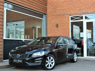 brugt Volvo V60 2,0 T4 Momentum 190HK Stc 6g B