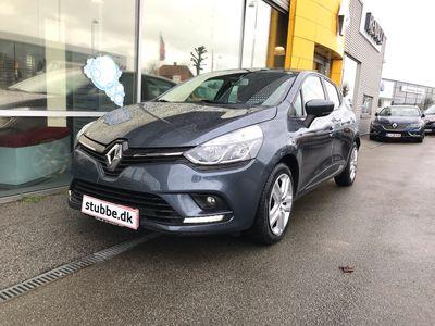 brugt Renault Clio 1,5 Energy DCI Zen 90HK 5d A++