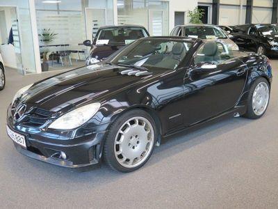 brugt Mercedes SLK200 1,8 Komp.