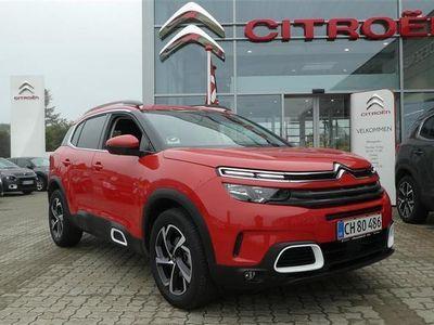brugt Citroën C5 Aircross 1,2 PureTech Platium start/stop 130HK 5d 6g
