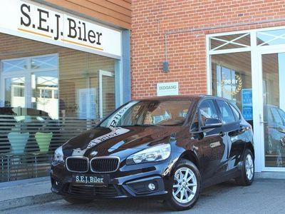 brugt BMW 218 Active Tourer d 2,0 D Advantage 150HK Stc 6g A+