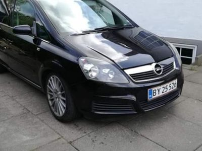 used Opel Zafira 1.9 120 HK Cosmo
