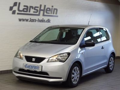 brugt Seat Mii 75 Reference eco