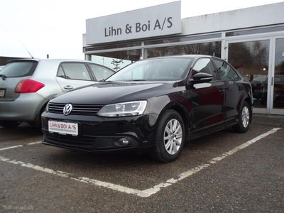 used VW Jetta 1,6 blueMotion TDI Comfortline 105HK
