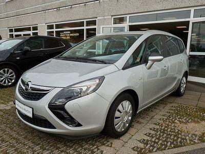 gebraucht Opel Zafira Tour 1,4 Turbo Enjoy 140HK 6g