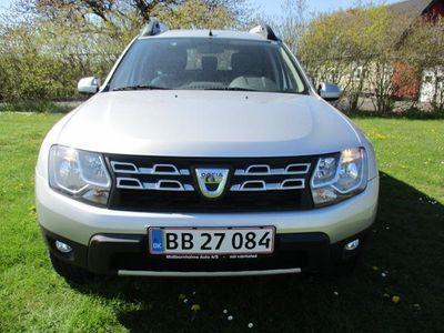 brugt Dacia Duster 1,5 DCi Lauréate 4x4 109HK 5d 6g