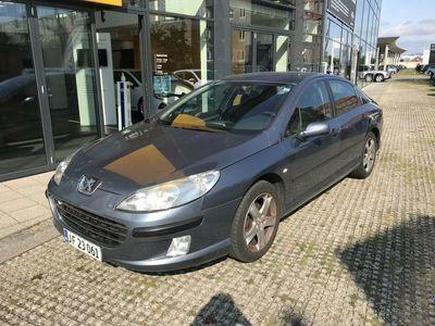 brugt Peugeot 407 1,6 HDi XR