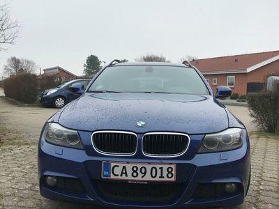 usado BMW 320 d Touring 2,0 D 177HK Stc 6g Aut.
