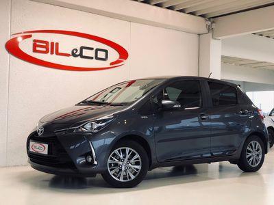 brugt Toyota Yaris 1,5 VVT-I T2 Executive 112HK 5d 6g