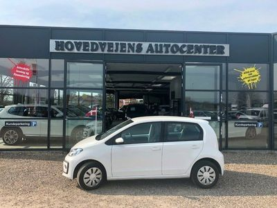 begagnad VW up! Up! 1,0 MPi 60 WhiteBMT