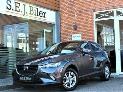 usado Mazda CX-3 2,0 Sky-G Vision 120HK 5d