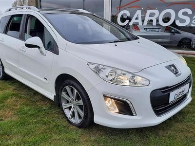 brugt Peugeot 308 SW 1,6 e-HDi Active 110HK Stc 6g