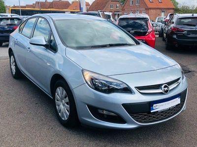 used Opel Astra 6 115 Enjoy Sedan